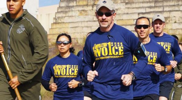 Operation One Voice Special Operations Forces Run to pass through Albany | albanyherald.com