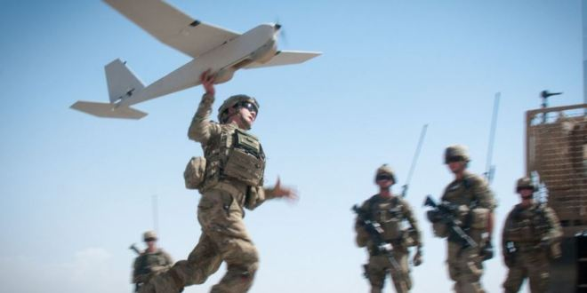 Commando-Launched Lethal Drones Included in $11 Billion Request | Bloomberg