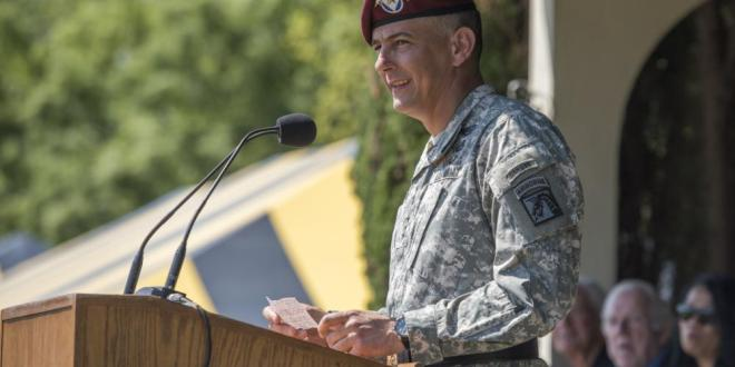 Fort Bragg commander gives update on war against ISIS; local troops deployed to Iraq and Syria | Military & Fort Bragg | fayobserver.com