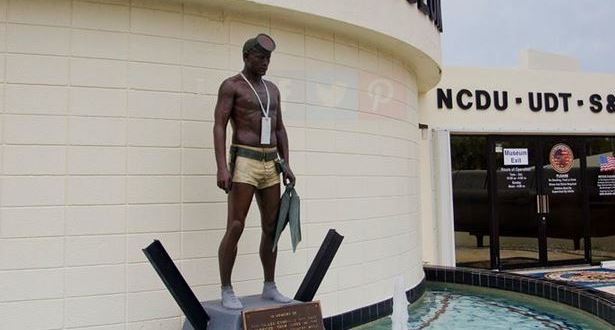 Naked Warrior monument that honors Navy Underwater Demolition Teams proposed in Virginia Beach | Southside Daily
