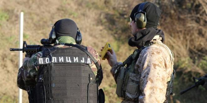 Navy SEALs builds relations with Serbian forces | EUCOM