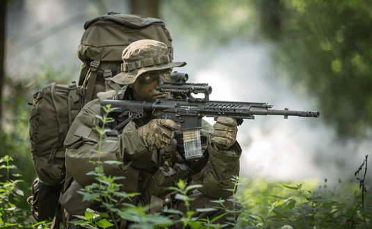An Austrian Assault Weapon Positioned as a Possible Successor of the German G36 Rifle | Defense Update