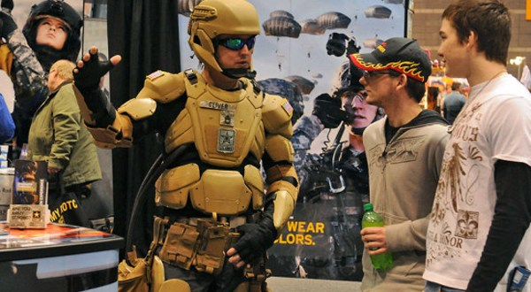 Iron Man Suit to Begin Testing by Summer 2018, SOCOM Says | KIT UP