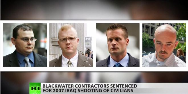 Government lawyers acknowledge that the enemy fired first in Blackwater case | Circa News