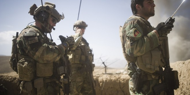 American Special Forces Are Deployed to 70 Percent of the World's Countries | The Nation