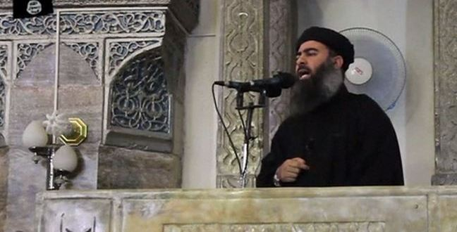 Iraqi air force 'kills 77' in strikes aimed at IS leader Baghdadi | BBC News