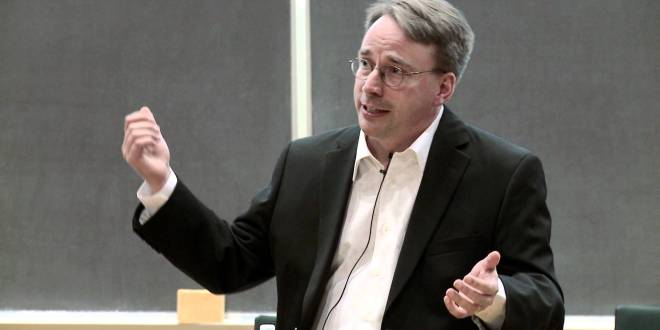 Talk of tech innovation is bullsh*t. Shut up and get the work done – says Linus Torvalds | The Register