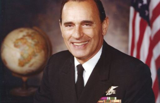 First Navy SEAL to become admiral dies at 93   NavyTimes