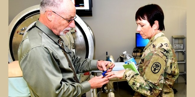 Army Develops Tiny Device to Detect Circulatory Shock | DefenseTech