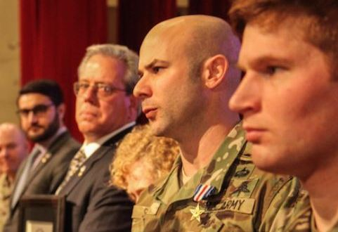 Green Beret Awarded Silver Star For Actions During Recent Battle In Afghanistan | Task & Purpose