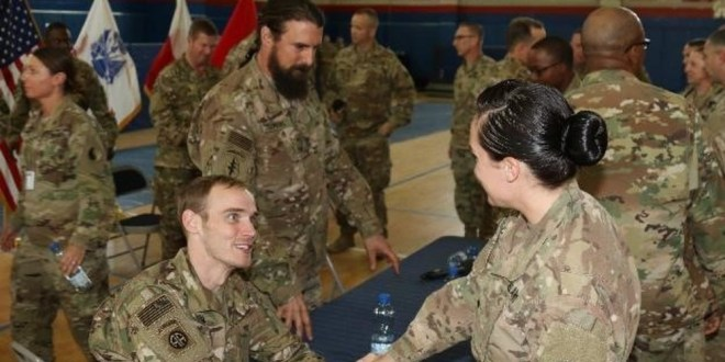 Resilience: OPE Soldiers overcome battlefield injuries | DVIDS