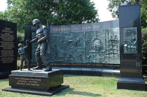 Seabee monument to be dedicated at Army museum in downtown Fayetteville | Fayobserver