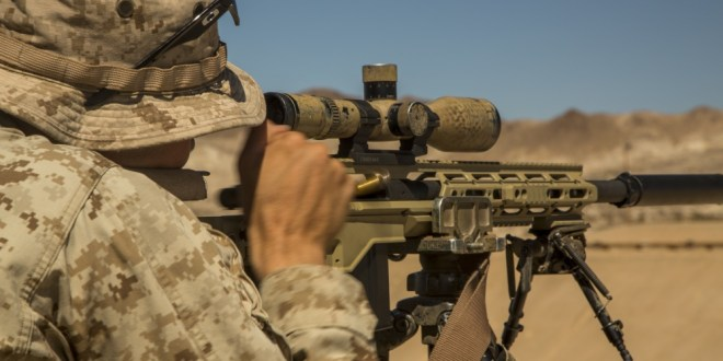 Sniper shortage: Too many Marines are washing out of sniper school | MarineCorpsTimes