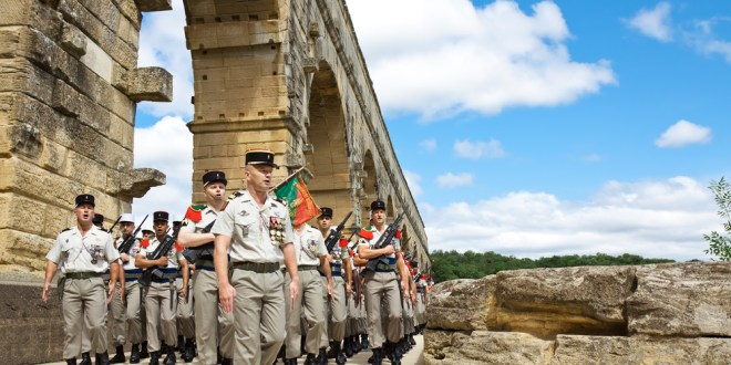 Warriors of the French Foreign Legion Documentary | Soldier of Fortune Magazine