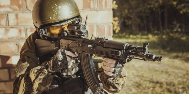 Russian Spetsnaz: Learning from Experience   The Cipher Brief