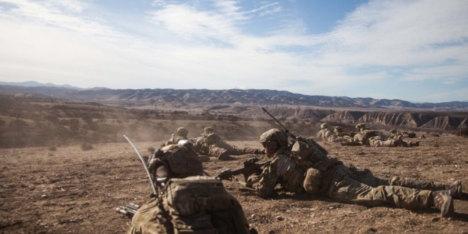 U.S. Army Ranger: How to Stay Focused Under Enemy Fire | Fortune.com