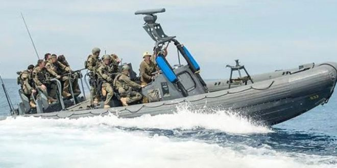 Watch: Elite commandos from Israeli special ops unit team up with US Navy Seals | Jerusalem Post