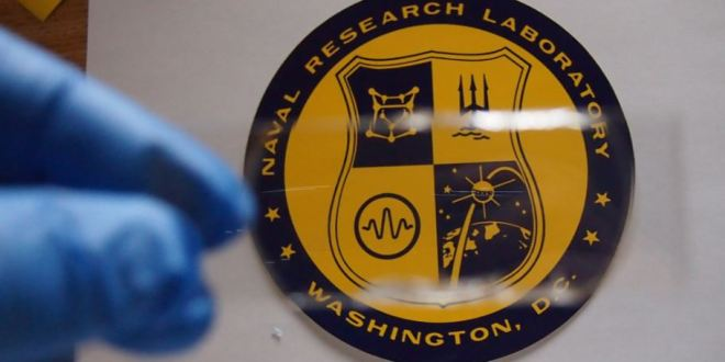 Navy chemists developed and patented transparent armor | NavyTimes