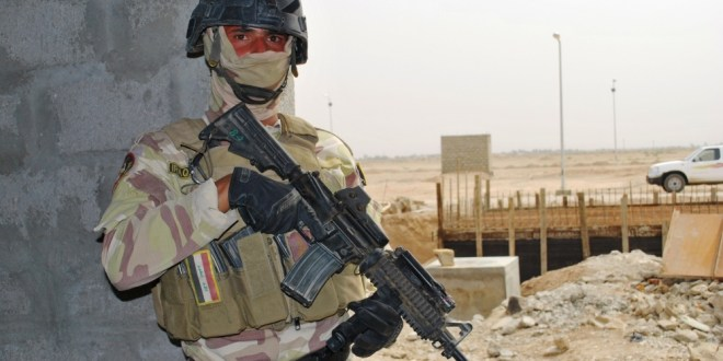 In Love and War With Iraq's Elite Fighters | Defense One