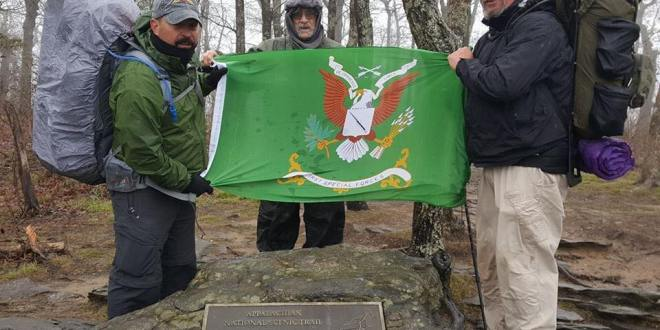 Green Beret Appalachian Trail Walk and Fundraiser- Support the Regiment | SpecialOperations.com