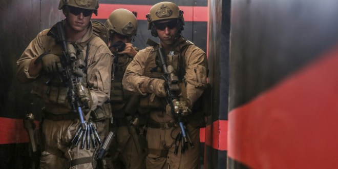 """The Professionals:"" Becoming A Recon Marine 