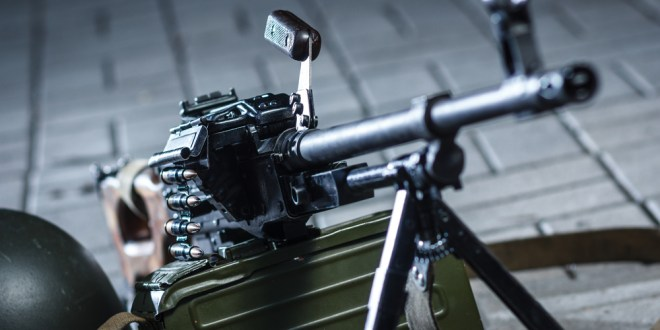 Here's Why U.S. Special Forces Want Russian Machine Guns | The National Interest Blog