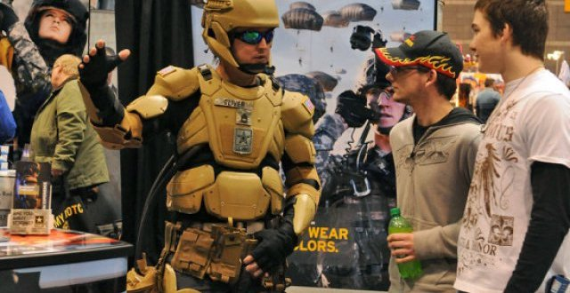 It's 'getting real': Special Ops Iron Man suit takes shape | Task & Purpose