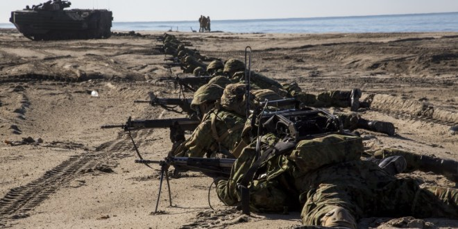 Amphibious assaults: Antiquated or awe-inspiring? | Stripes