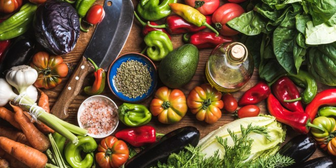 Vegetarian diets almost twice as effective in reducing body weight, study finds | ScienceDaily