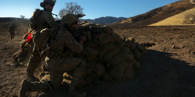 This Tragic Stat Shows How Much We're Relying On Elite Combat Units | Task & Purpose
