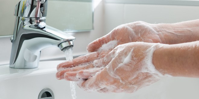 Antibiotic resistance linked to common household disinfectant triclosan | ScienceDaily