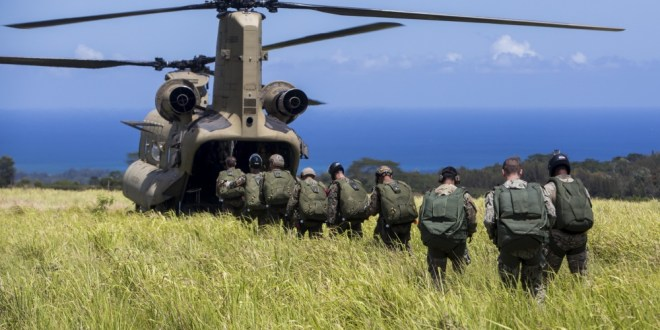 Drop feet first: Recon Marines conduct airborne jumps | The Official United States Marine Corps Public Website