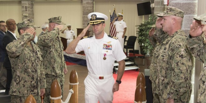 NAVSCIATTS Holds Change of Command Ceremony | DVIDS