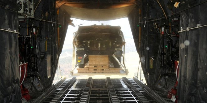 Soldier charged in botched Humvee airdrop will face court-martial | ArmyTimes