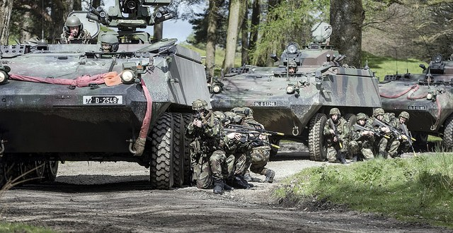 Army Ranger Wing to get higher anti-terrorist profile | The Irish Times