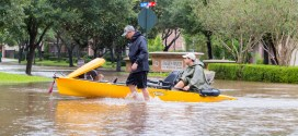 USA threatened by more frequent flooding: Researchers show that the East Coast of the USA is slowly sinking into the sea | ScienceDaily