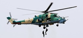 NAF Completes Training Of Additional Special Forces | Frontiers News