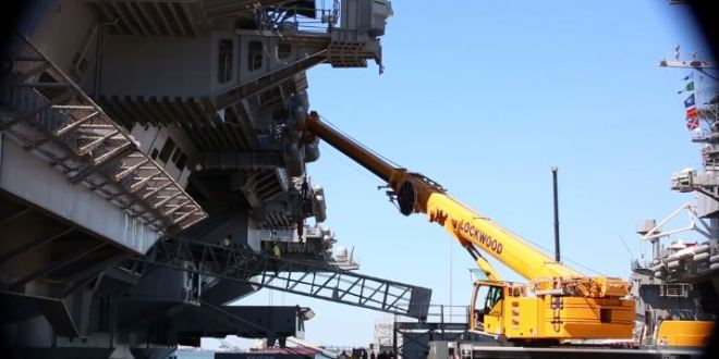 Making T-Rex Run: Can SOCOM's Geurts Speed Up Navy Shipbuilding? | Breaking Defense