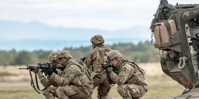 Army vice chief: Soldiers are like professional athletes, so let's train like them | Army Times