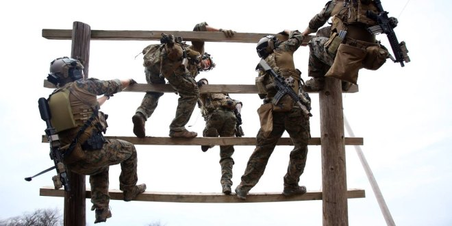 Female Marine gets a second try to become a special operations Raider | Marine Corps Times