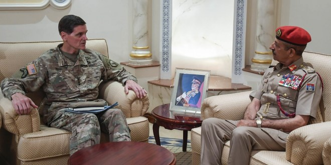 More US advisers will help break Afghan war stalemate, top US commander says | Military Times
