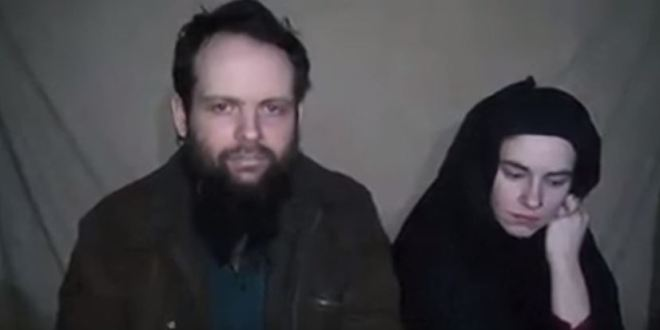 Kidnapped, held 5 years, US-Canadian family freed in Pakistan | Military Times