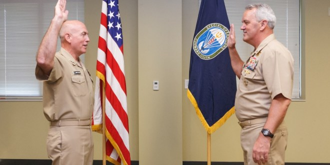 SOCSOUTH Commander Promoted to Two-Star Admiral | DVIDS News