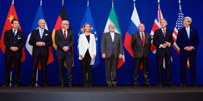 The Master of Chaos vs. the Iranian Nuclear Agreement | The Cipher Brief