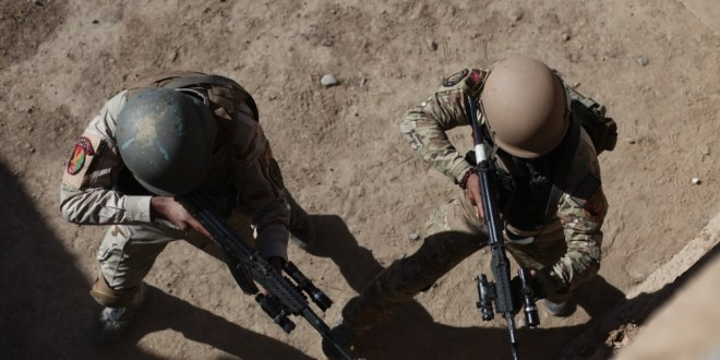 Kabul Pins Its Hopes On Afghan Special Forces In Fight Against Insurgents | Gandhara