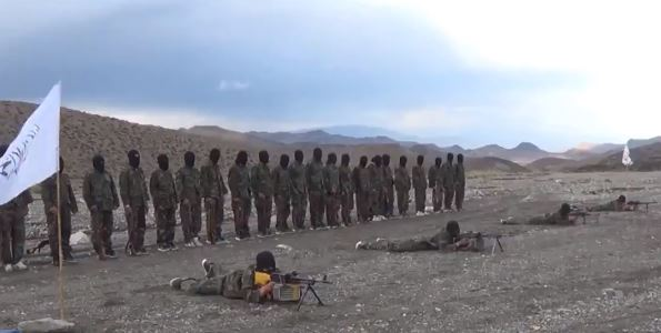 Taliban features its 'Umari Martyrdom Battalion' | FDD's Long War Journal