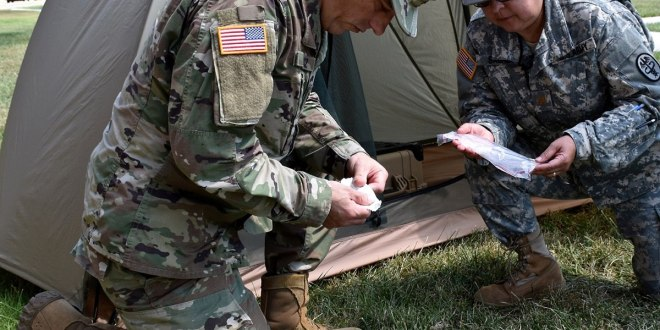 DoD, FDA partner to speed up approval of freeze-dried plasma for use on the battlefield | Army Times
