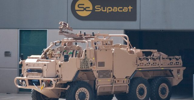 New Zealand accepts Supacat special operations vehicles | Janes 360