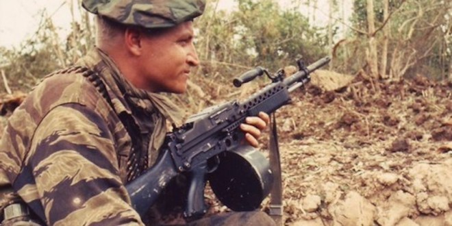 This Retro Video Is The Perfect Tribute To Navy SEALs' Vietnam-Era Weapon of Choice | Task & Purpose