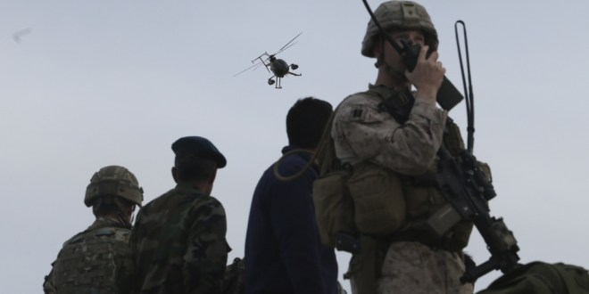 A record year for US counterterrorism strikes | FDD's Long War Journal
